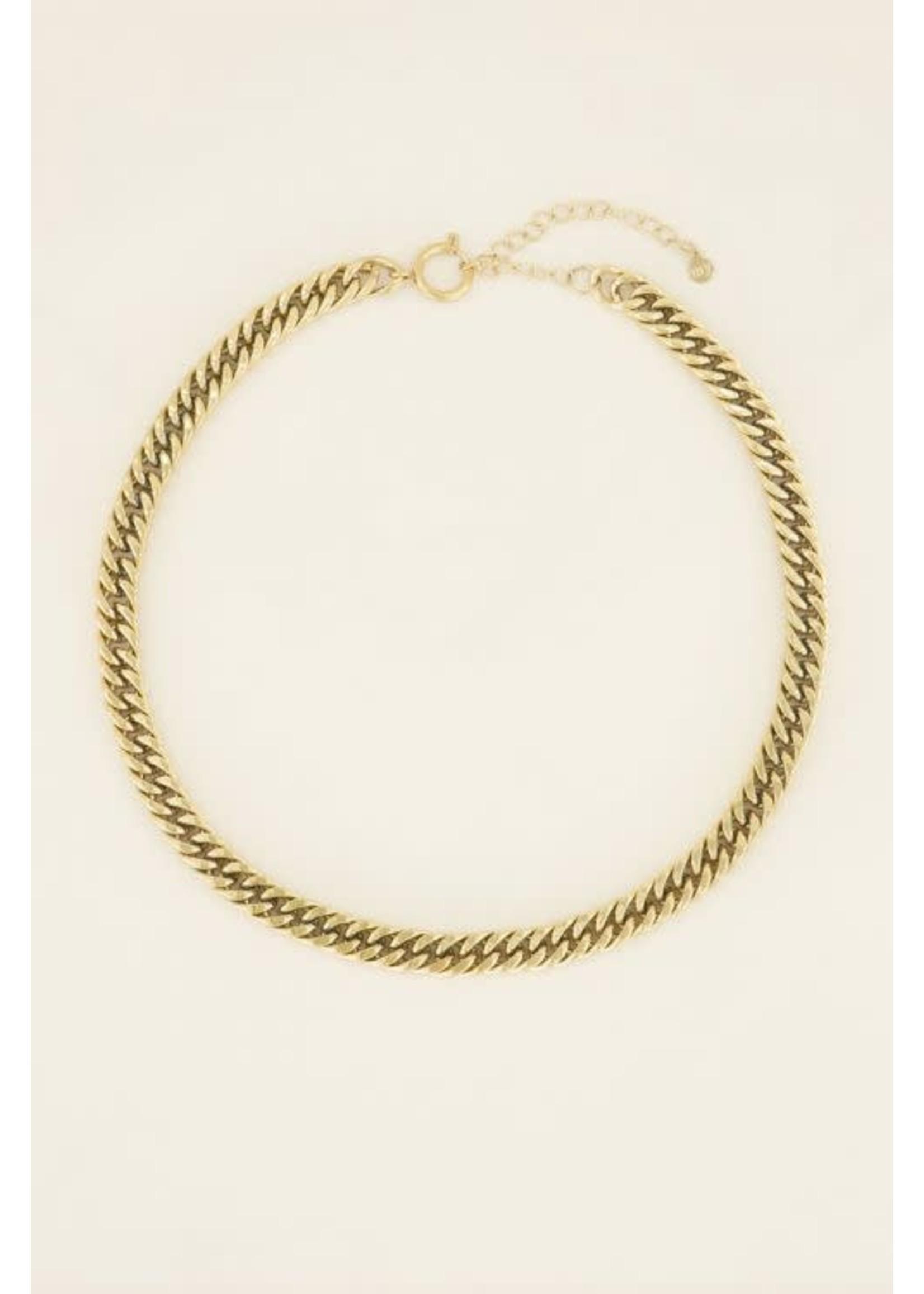 My Jewellery Schakelketting met ronde sluiting