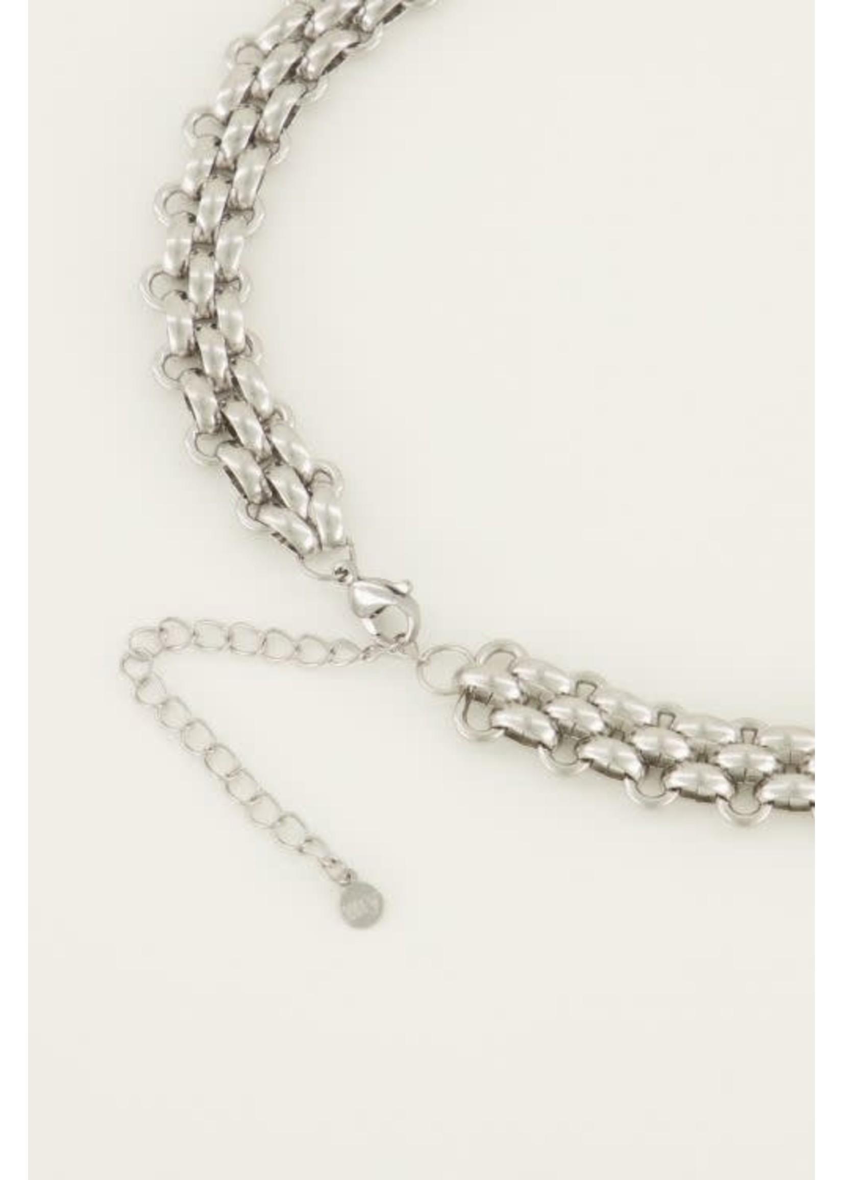 My Jewellery Ketting schakels groot