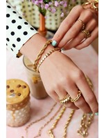 My Jewellery Armband gedraaide schakels
