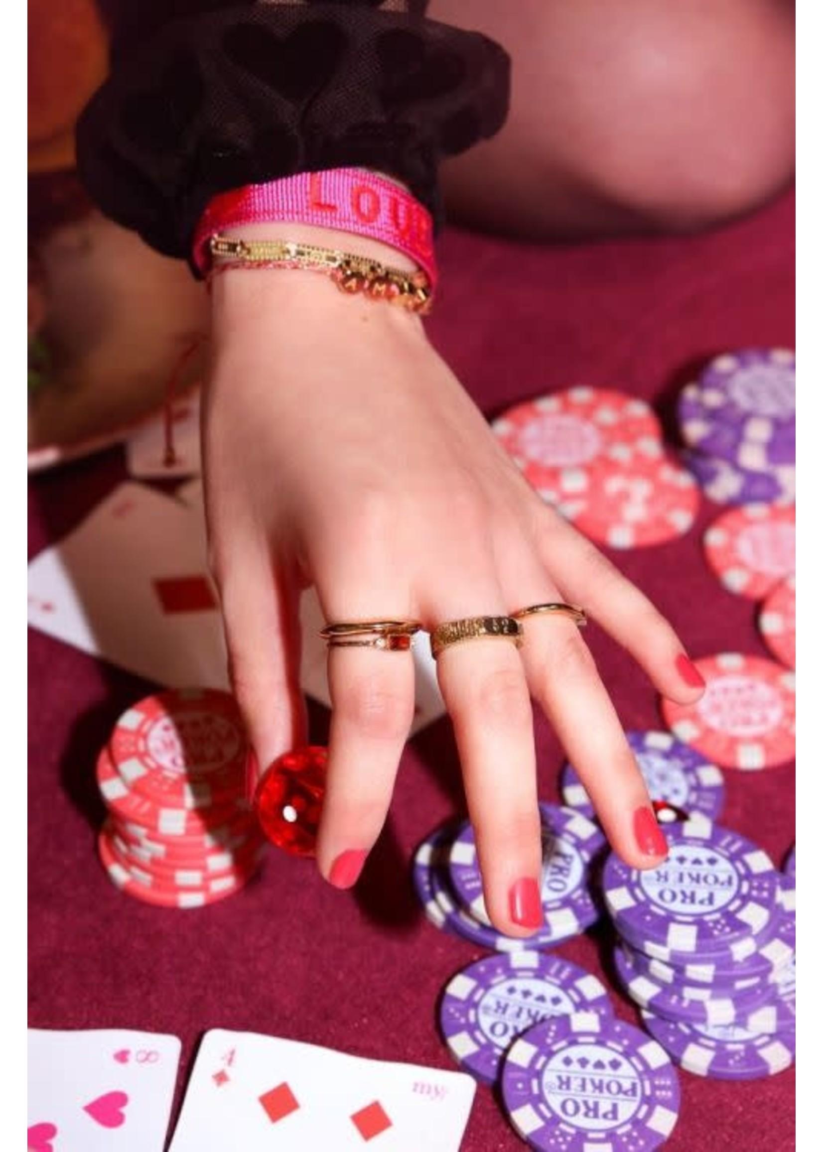 My Jewellery Ring love