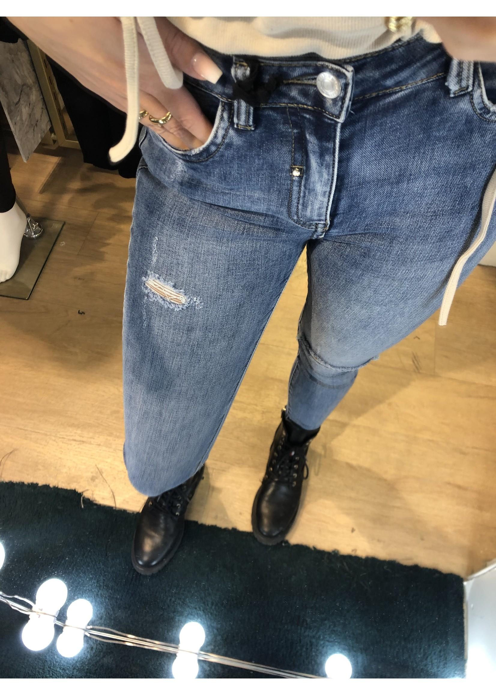 Ladybugs Queen hearts jeans Diamond DENIM