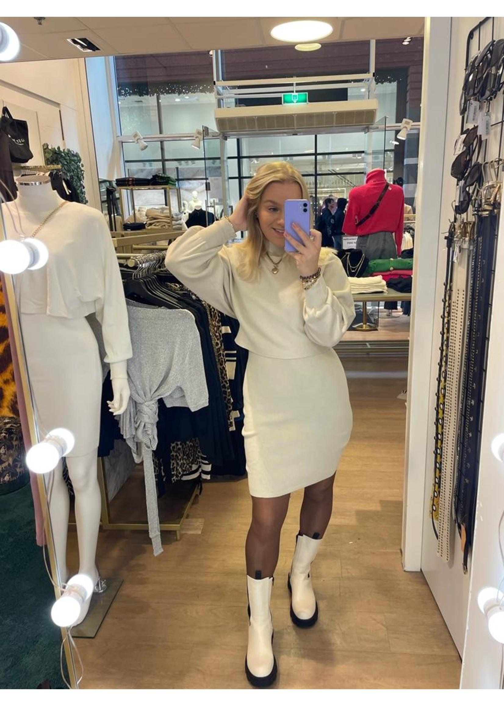 Ladybugs Knitwear icy set Amy BEIGE