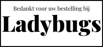 Shop nu de nieuwste trends van dit moment bij Ladybugs en profiteer van de laagste prijs en hoge kwaliteit! Wekelijks nieuwe collectie online kopen? Bestel nu
