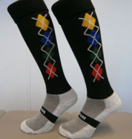 "Tudor TS910 "" Coolmax "" Long Socks"