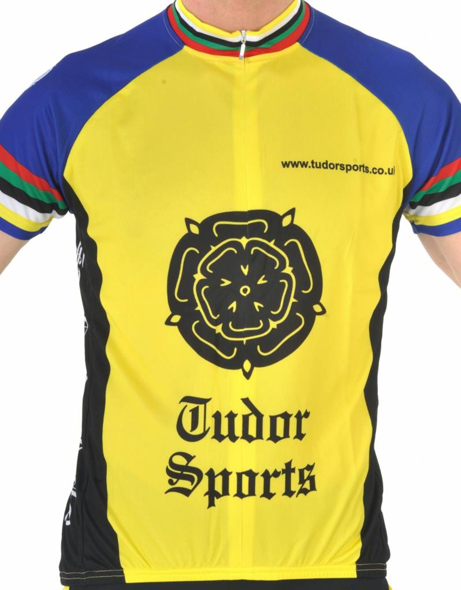 Tudor TS550 Team Tudor Short Sleeved Road Jersey