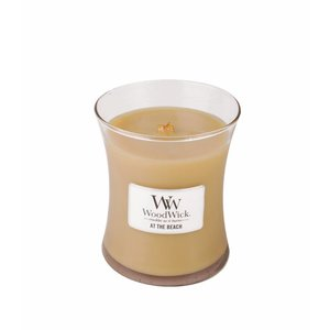 WoodWick WoodWick Medium Candle At The Beach