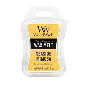 WoodWick WoodWick Mini Wax Melt seaside mimosa