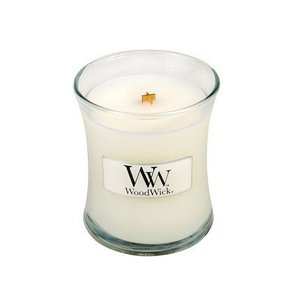 WoodWick WoodWick baby powder mini candle