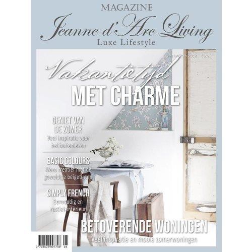 Jeanne d'arc Living Jeanne d'Arc Living Magazine 05-2018 vakantietijd met charme