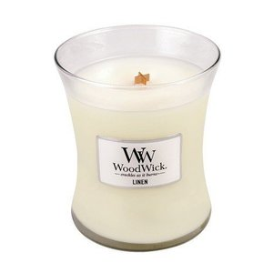 WoodWick WoodWick Medium Candle Linen