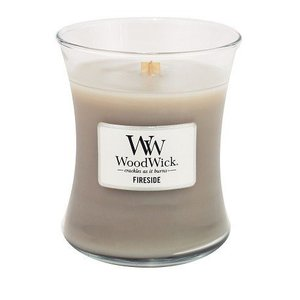 WoodWick WoodWick Medium Candle Fireside