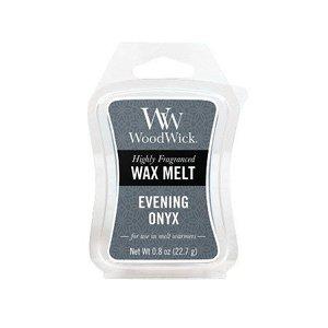 WoodWick WoodWick Mini Wax Melt Evening Onyx