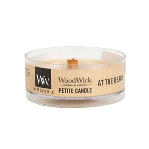 WoodWick WoodWick Petite Travel Candle At The Beach