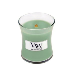 WoodWick WoodWick Mini Candle White Willow Moss