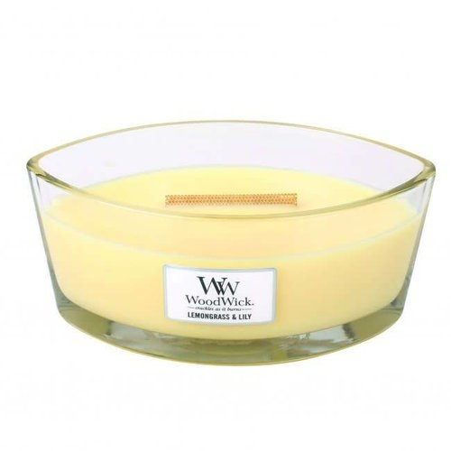WoodWick WoodWick Ellipse HearthWick® Lemongrass & Lily