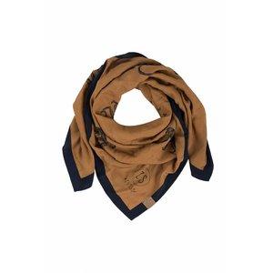 Zusss Zusss frivole sjaal aap camel