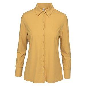 ZOSO ZOSO Agnes 18 travel blouse oker