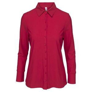 ZOSO ZOSO Agnes 18 travel blouse red
