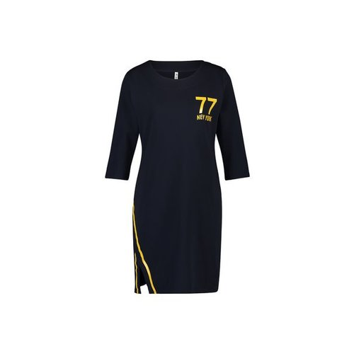 ZOSO ZOSO New York sporty tunic with print navy/oker