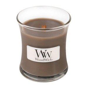 WoodWick WoodWick Mini Candle Sand & Driftwood