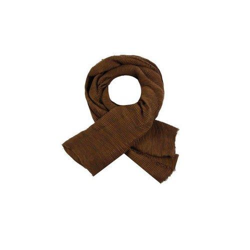C&S C&S sjaal bruin