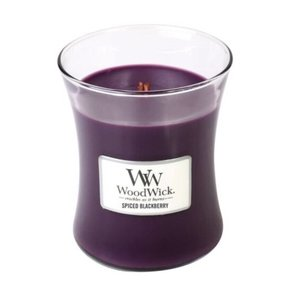 WoodWick WoodWick Medium Candle Spiced Blackberry