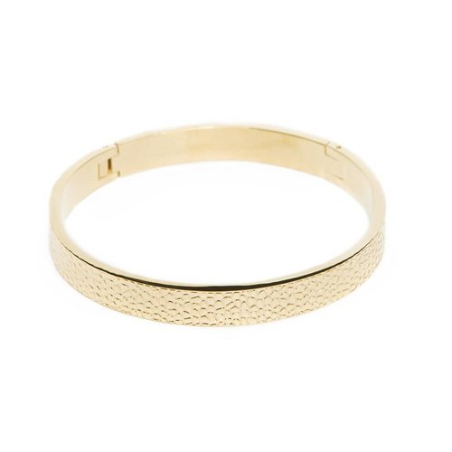 SiliS SiliS the bangle sculpture gold out
