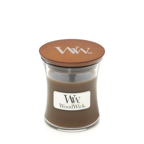 WoodWick WoodWick Mini Candle Amber & Incense