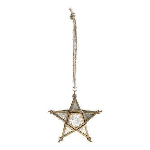 PTMD PTMD Christmas kiki brass iron mirror hanging star S