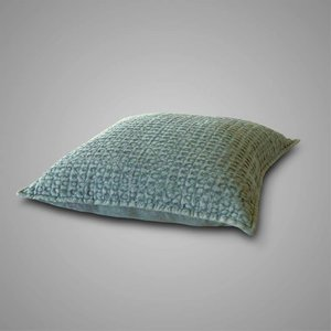 Brynxz Collections Brynxz cushion waffle dark grey quilted