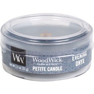 WoodWick WoodWick Petite Travel Candle Evening Onyx