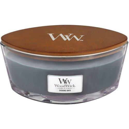 WoodWick WoodWick Ellipse HearthWick® Evening Onyx