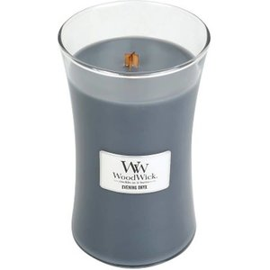 WoodWick WoodWick Large Candle Evening Onyx