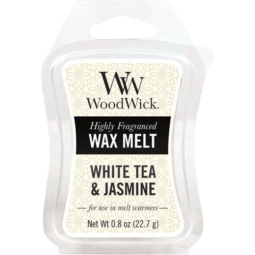WoodWick WoodWick Mini Wax Melt White Tea & Jasmine