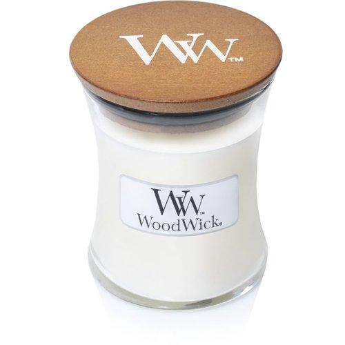 WoodWick WoodWick Mini Candle Linen