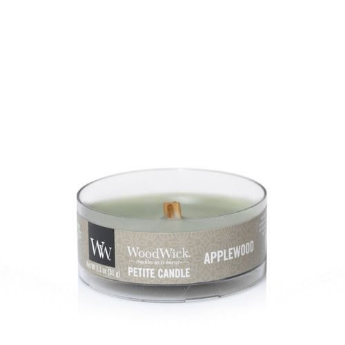 WoodWick WoodWick Petite Travel Candle Applewood