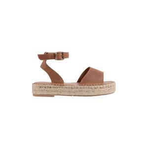 Zusss Zusss zu verrückten Sandalen braun