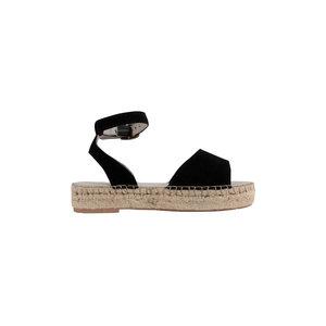 Zusss Zusss te gekke sandalen zwart