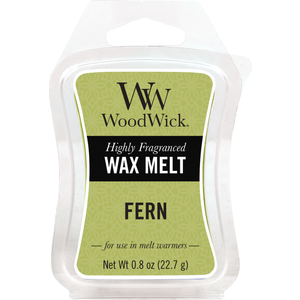 WoodWick WoodWick Mini Wax Melt Fern