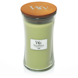 WoodWick WoodWick Large Candle Fern