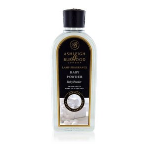Ashleigh & Burwood Ashleigh&Burwood lamp fragrance oil baby powder 500ml