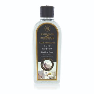 Ashleigh & Burwood Ashleigh&Burwood lamp fragrance oil soft cotton 500ml