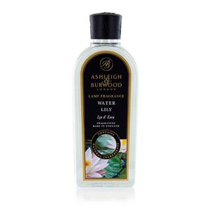 Ashleigh & Burwood Ashleigh&Burwood lamp fragrance oil water lily 500ml