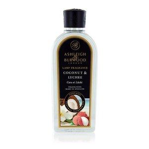 Ashleigh & Burwood Ashleigh & Burwood lamp fragrance oil coconut & lychee 500ml