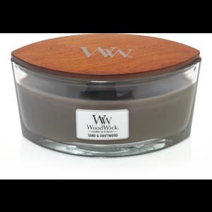 WoodWick WoodWick Ellipse HearthWick® Sand & Driftwood