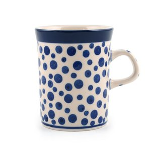 Bunzlau Castle Bunzlau castle Mug straight 250ml crazy dots