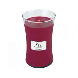 WoodWick WoodWick Large Candle Black Cherry