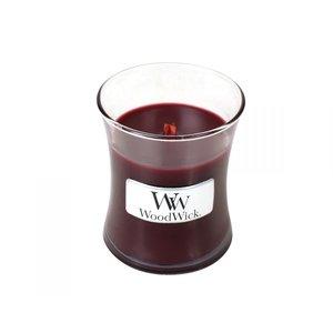WoodWick WoodWick Mini Candle Black Cherry