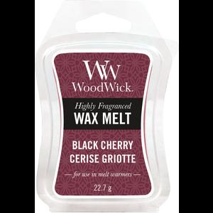 WoodWick Woodwick Mini Wax Melt Black Cherry