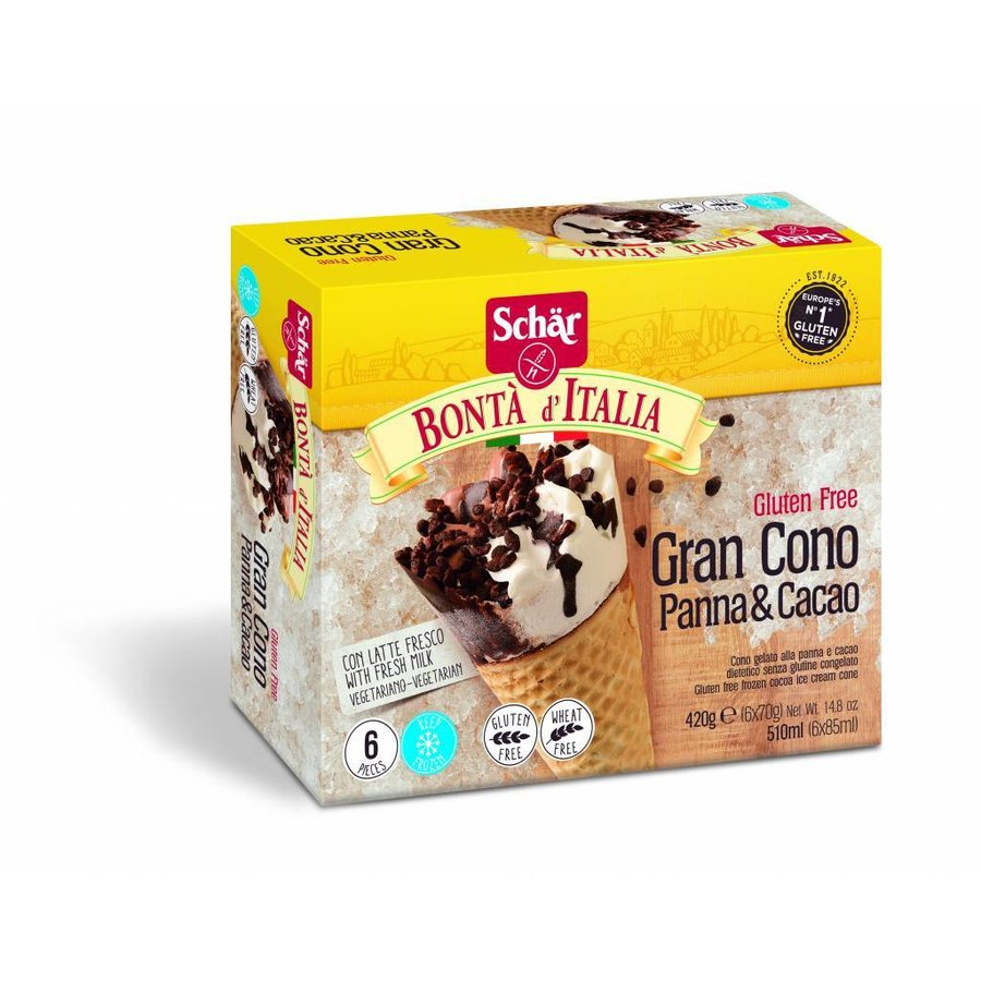 Cornetto ijsjes